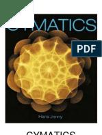 Cymatics Hans Jenny
