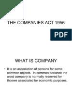 Presentation Company Act
