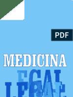 Ponce Zerqera, Medicina Legal