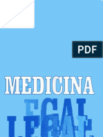 Ponce Zerqera, Medicina Legal