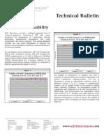 SAFC Biosciences - Technical Bulletin - Glutamine-S Stability