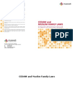 CEDAW & Muslim Family Laws, In Search of Common Ground - Musawah Report, 2011
