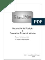 Estudo GeoPosi e GeoEspacial
