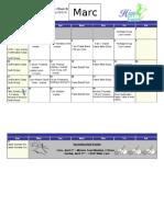 Mar 2013 Calendar
