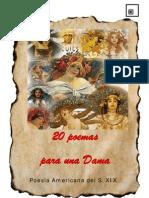 20 Poemas Para Una Dama
