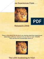 Roaring LIONS Healing Codes