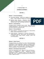 T.Y.B.com Paper - III - Business Economics - Eng_2