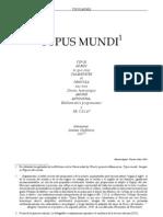 Typus-Mundi ( Note in Spagnolo)
