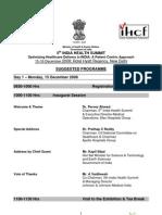 56440 5th India Health Summit Programme