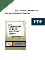 Copyright Curriculum