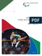 Athletics rules
