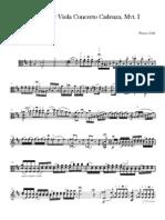 Hoffmeister Cadenza by Franco Gulli