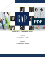 Strategic Management - Gap