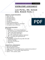 6130706 Cardiorespiratory Assessment