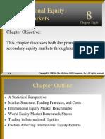 equity market