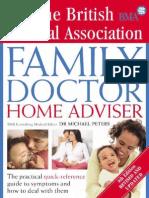 DK BMA Family Doctor Home Adviser