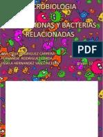 Cap33 Pseudomonas y Bacterias Relacionadas