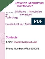 Course - Guide