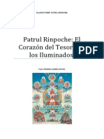 Patrul Rinpoche El Corazón del Tesoro de los Iluminados