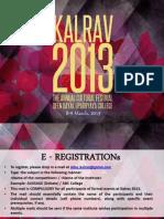 KALRAV'13