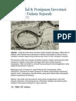 10 Skandal Dan Penipuan Investasi Terbesar Dalam Sejarah
