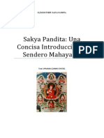 Sakya Pandita Una Concisa Instruccion