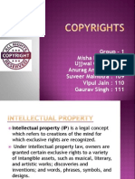 copyrights law india