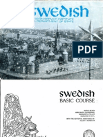 Swedish Basic Course - Student Text