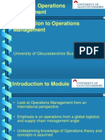 Operations Management Slides