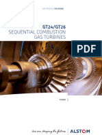 Gt24 and Gt26 Gas Turbines