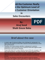 where should the customers really are the kings