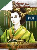Emperor Edition Rulebook, L5R