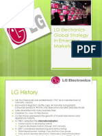 LG Electronics-Global Strategy_final