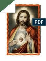 ORACIONES DEDICADO AL SAGRADO CORAZÓN DE JESÚS