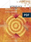 Article About the Workplace Productivity Challenge