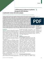 Immune Reconstitution Syndrome (IRIS)