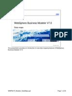 WBPMv70 Modeler DataMaps