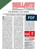 El Brillante 030313