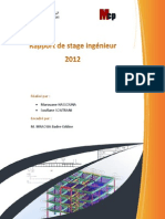 Rapport de Stage Ing
