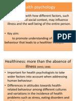 7.1 Stress (Health Psychology)