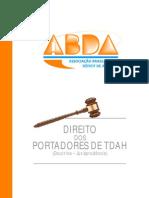 Cartilha Direito Dos Portadores de TDAH