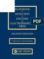 11Handbook of Detection of Enzyme on Electrophoret Gels