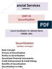 Unit III Securitization