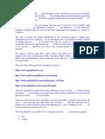 Guidlines for Dubail Job Hunt 1