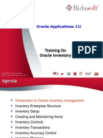 Oracle Inventory PPT
