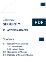 NS03 - Network Attacks