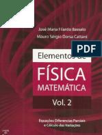 Elementos de Física Matemática - Vol 2 - Bassalo e Cattani-blog-conhecimentovaleouro.blogspot.com by@viniciusf666