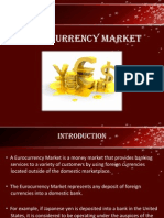 Euro Currency Market