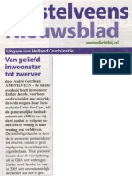 Van Geliefd Inwoonster Tot Zwerver