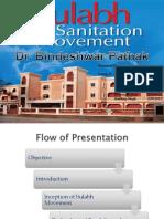 ppt on prof. bindeshwar pathak